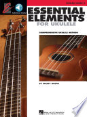 Essential Elements Ukulele Method
