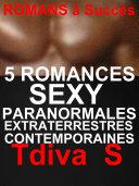 5 Romances Sexy Paranormales Extraterrestres Contemporaines