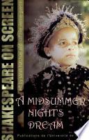Shakespeare on screen   a midsummer night s dream