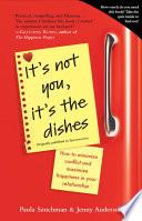 It s Not You  It s the Dishes  originally published as Spousonomics