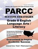 Parcc Success Strategies Grade 8 English Language Arts/Literacy Study Guide