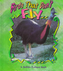 Birds That Don T Fly
