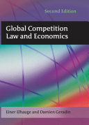 Global Competition Law and Economics