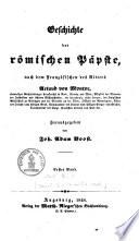 Geschichte der römischen Päpste