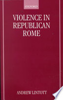 Violence in Republican Rome