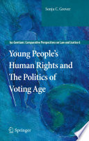 Young People   s Human Rights and the Politics of Voting Age