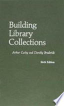 Building Library Collections