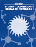 Saunders Student Laboratory Research Notebook  Long Version  Top Bound