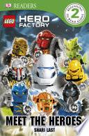 LEGO   Hero Factory Meet the Heroes