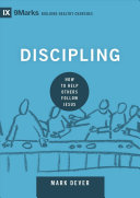 Discipling Book Cover