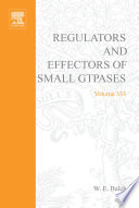 Regulators And Effectors Of Small Gtpases Part G Ras Family Ii book