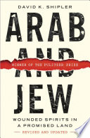 Arab and Jew Free download PDF and Read online