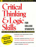 Critical Thinking and Logic Skills for College Students