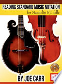 Reading Standard Music Notation for Mandolin & Fiddle Read Standard Music Notation For The Mandolin Or