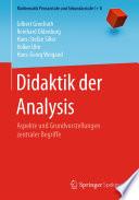 Didaktik der Analysis
