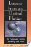 Ebook Lessons from an Optical Illusion Epub Edward M. Hundert Apps Read Mobile
