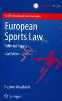 European sports law : collected papers