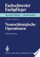 Neurochirurgische Operationen