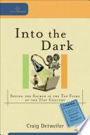 Book Into the Dark