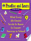 Practice and Learn  5th Grade