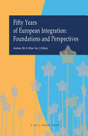 Fifty Years of European Integration