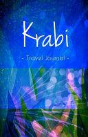 Krabi Travel Journal