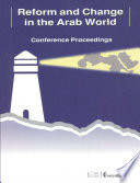 Reform and change in the arab world