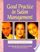 Good Practice in Salon Management