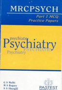 MRCPsych Part 1