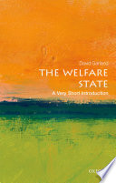 The Welfare State  A Very Short Introduction