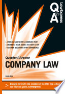 Law Express Question and Answer  Company Law  Q A Revision Guide