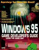 Windows 95 Game Developer S Guide Using The Game Sdk