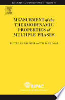 Measurement of the Thermodynamic Properties of Multiple Phases
