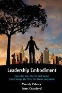 Leadership Embodiment