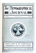 Typographical journal
