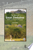The Silence of Great Zimbabwe Book PDF