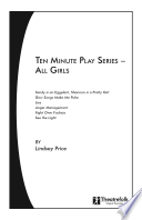 Ten Minute Play Series Book PDF