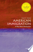 American immigration a very short introduction /