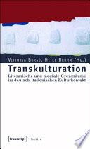 Transkulturation