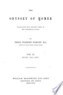 The Odyssey of Homer  Books XIII XXIV