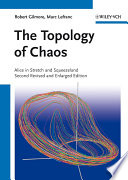 The Topology of Chaos Move From The Introductory And
