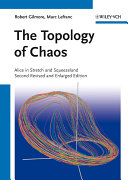 The Topology of Chaos