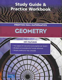 Prentice Hall Mathematics Geometry  Study Guide   Practice Workbook