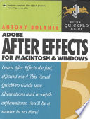 Adobe After Effects 5