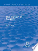 The Harvest of Tragedy  Routledge Revivals