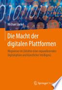 Die Macht der digitalen Plattformen