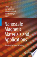Nanoscale Magnetic Materials And Applications book