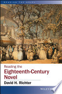 Reading the Eighteenth-Century Novel