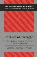 Culture at Twilight