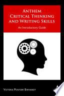 Ebook Anthem Critical Thinking and Writing Skills Epub Victoria Pontzer Ehrhardt Apps Read Mobile